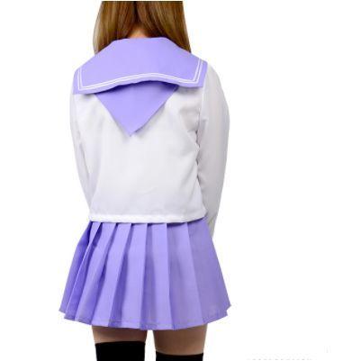 セーラー服 長袖 コスプレ 学生服 JK 女子高生 Mサイズ_画像2