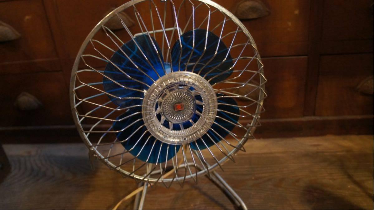 ホリエ 昭和レトロ 扇風機 アンティーク レトロ扇風機 当時物_画像2