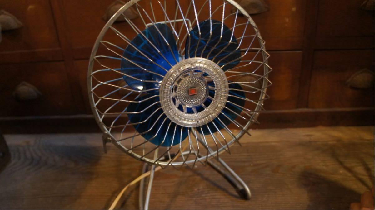 ホリエ 昭和レトロ 扇風機 アンティーク レトロ扇風機 当時物_画像1
