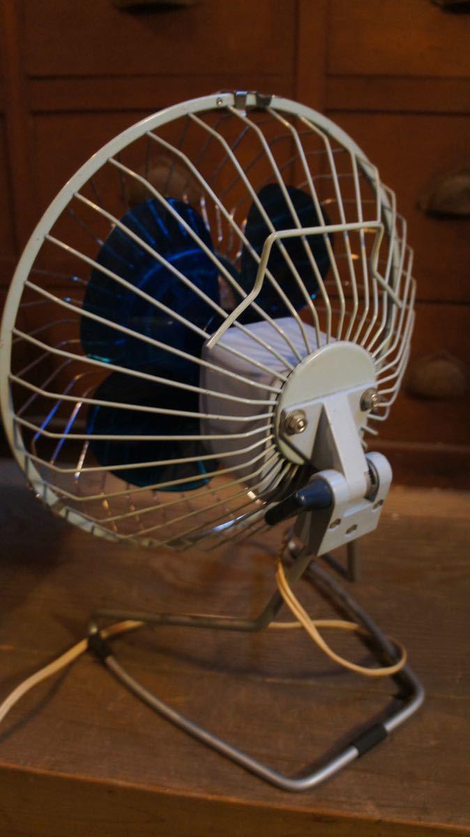 ホリエ 昭和レトロ 扇風機 アンティーク レトロ扇風機 当時物_画像4