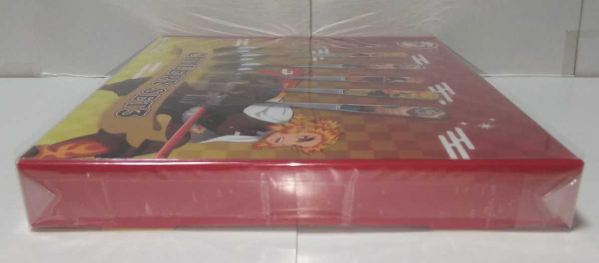 匿名配送【おまけ付】鬼滅の刃 カトラリーセット3 2箱セット(炭治郎・禰豆子・魘夢&猗窩座/煉獄・善逸・伊之助) スプーン フォーク あかざ