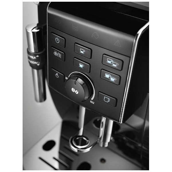新品 デロンギ  DeLonghi 全自動コーヒーマシン エスプレッソ マグニフィカ SECAM23120BN ブラック 送料無料