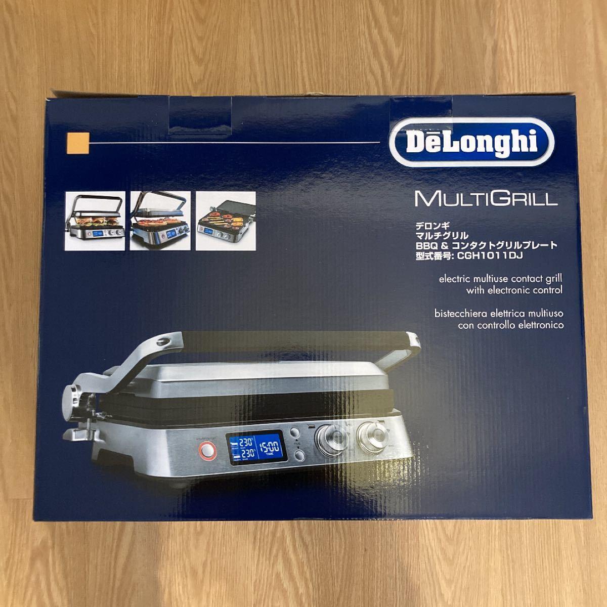 DeLonghi マルチグリル CGH1011DJ