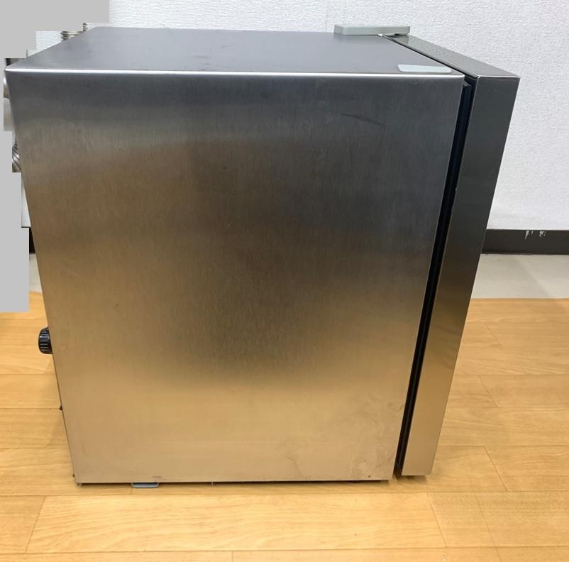 EAST ノンフロン電気冷蔵庫 MR-ST23 右開き 23L テンレス ガラス 冷蔵庫 小型冷蔵庫 ミニ冷蔵庫 アズマ _画像6