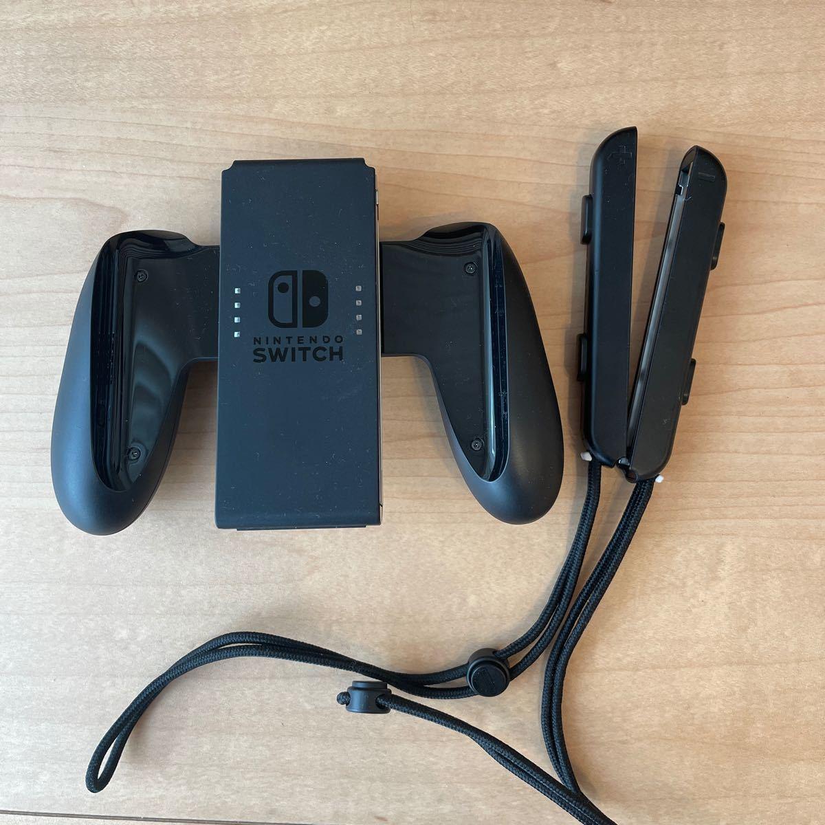 ジョイコン  コントローラー ブラック Nintendo Switch 任天堂