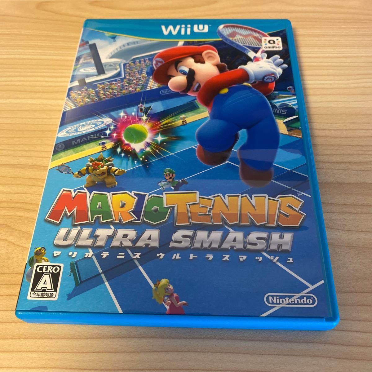 WiiU マリオテニスウルトラスマッシュ