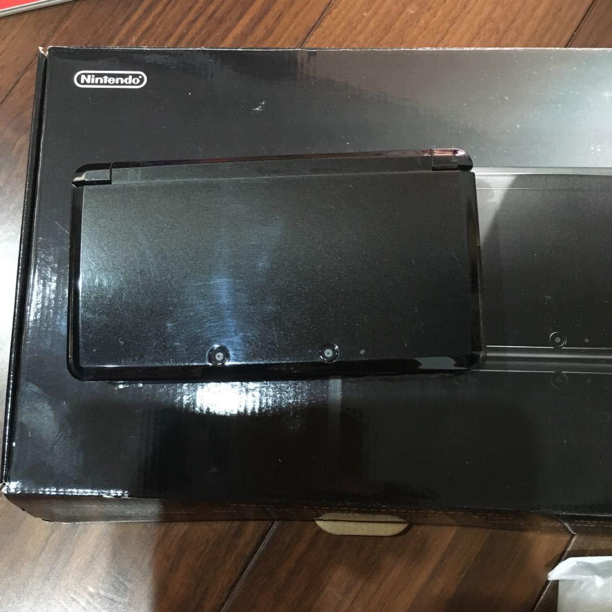 コスモ ニンテンドー3DS本体 ブラック Nintendo