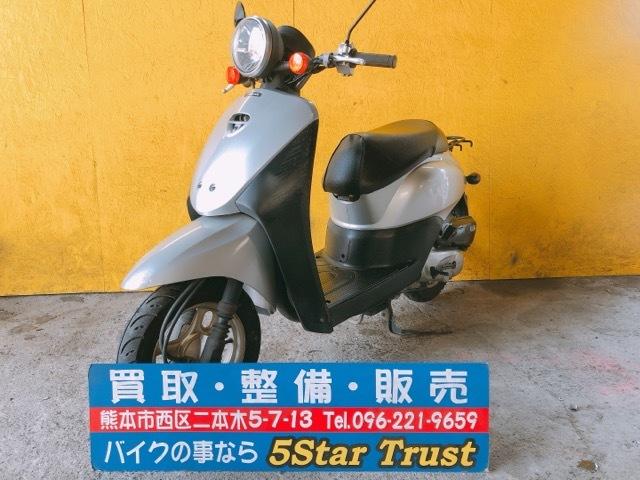 「HONDAトゥデイ インジェクション 2007年式 実働 全国陸送出来ます!熊本から」の画像1