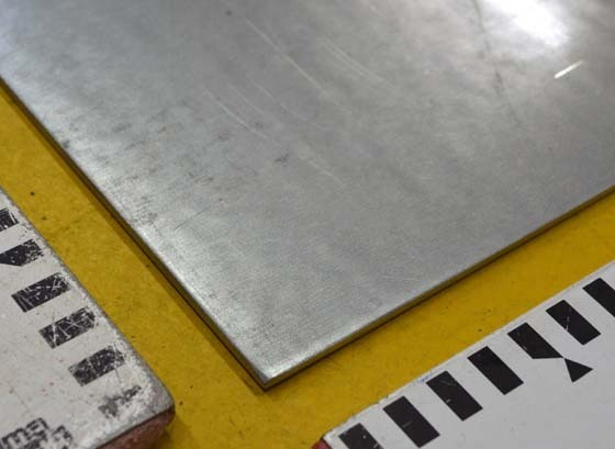 鉄 ペンタイト鋼板(屋外用)(1.2~3.2mm厚)の(300x200~100x100mm)定寸・枚数販売 F11_画像3