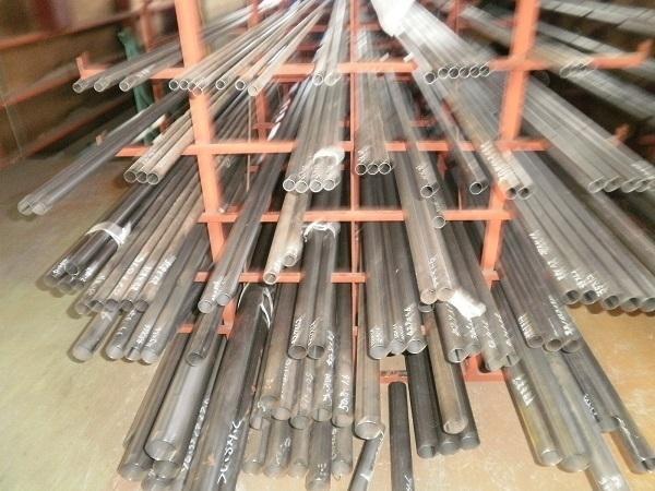 鉄 丸パイプSTKM・(11A) 構造用鋼菅 各形状・(1000~100mm)各定寸長さでの販売F21_画像2