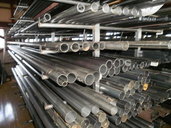 鉄 丸パイプSTKM・(11A) 構造用鋼菅 各形状・(1000~100mm)各定寸長さでの販売F21_画像3