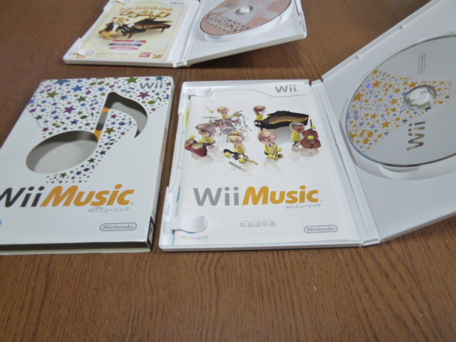 R11【即日配送 送料無料 動作確認済】Wiiソフト のだめカンタービレ Wiiミュージック