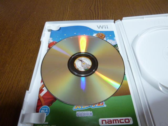 R14【即日配送 送料無料 動作確認済】Wiiソフト ファミリースタジアム