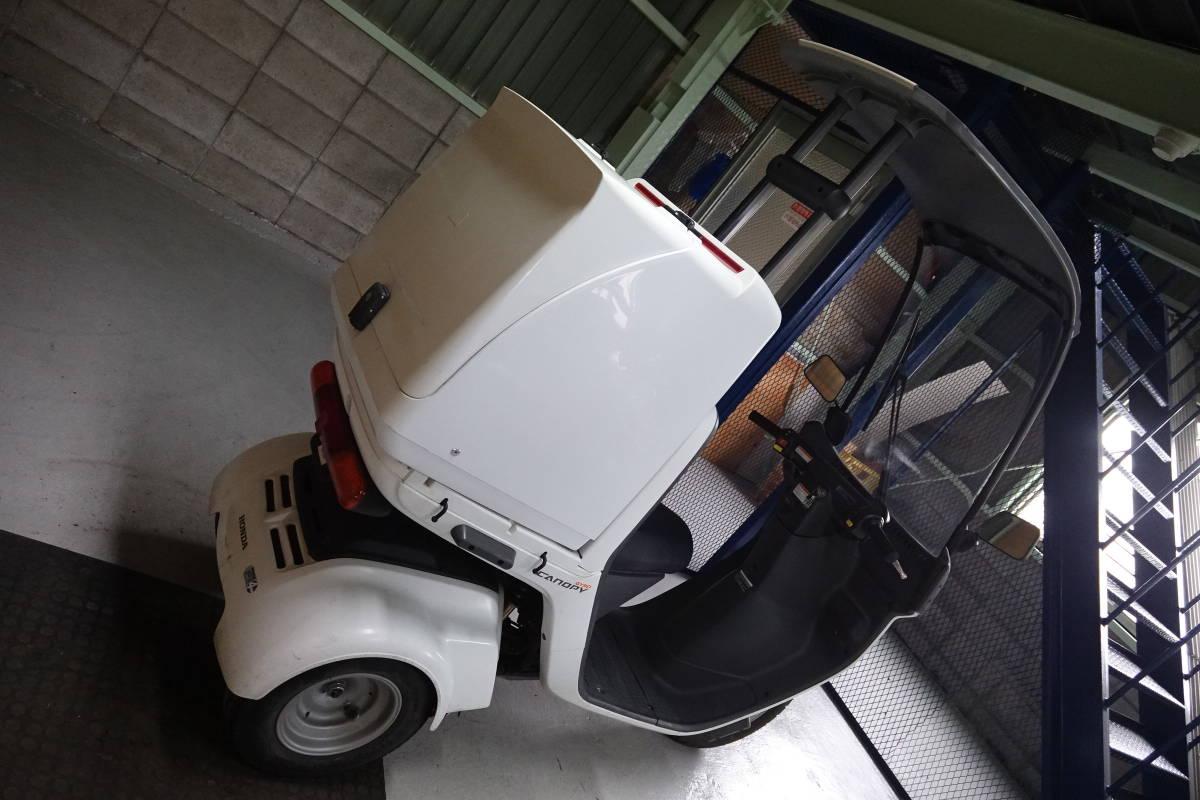 「ジャイロキャノピー(TA03)きれいなベース車! 香川高松(大阪枚方)」の画像3