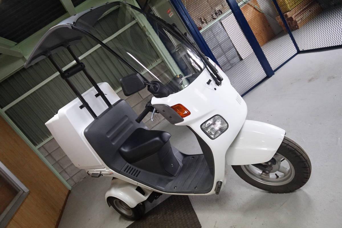 「ジャイロキャノピー(TA03)きれいなベース車! 香川高松(大阪枚方)」の画像1
