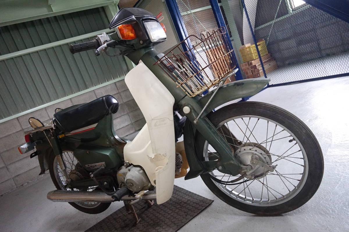 「スーパーカブ50(C50)6V ベース車! 香川高松(大阪枚方)」の画像1