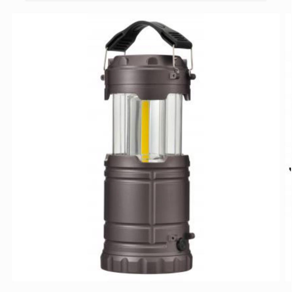 LEDランタン キャンプランタン 電池式