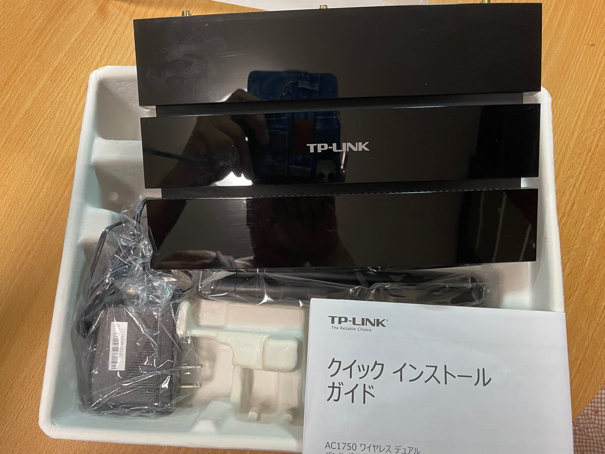 TP-Link 無線LANルーターArcher7