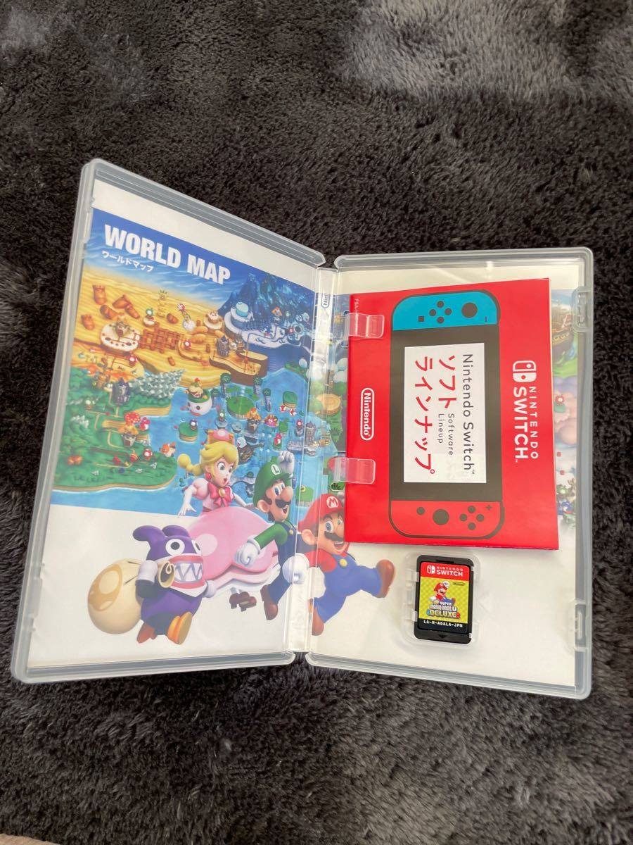 NewスーパーマリオブラザーズU Nintendo Switch