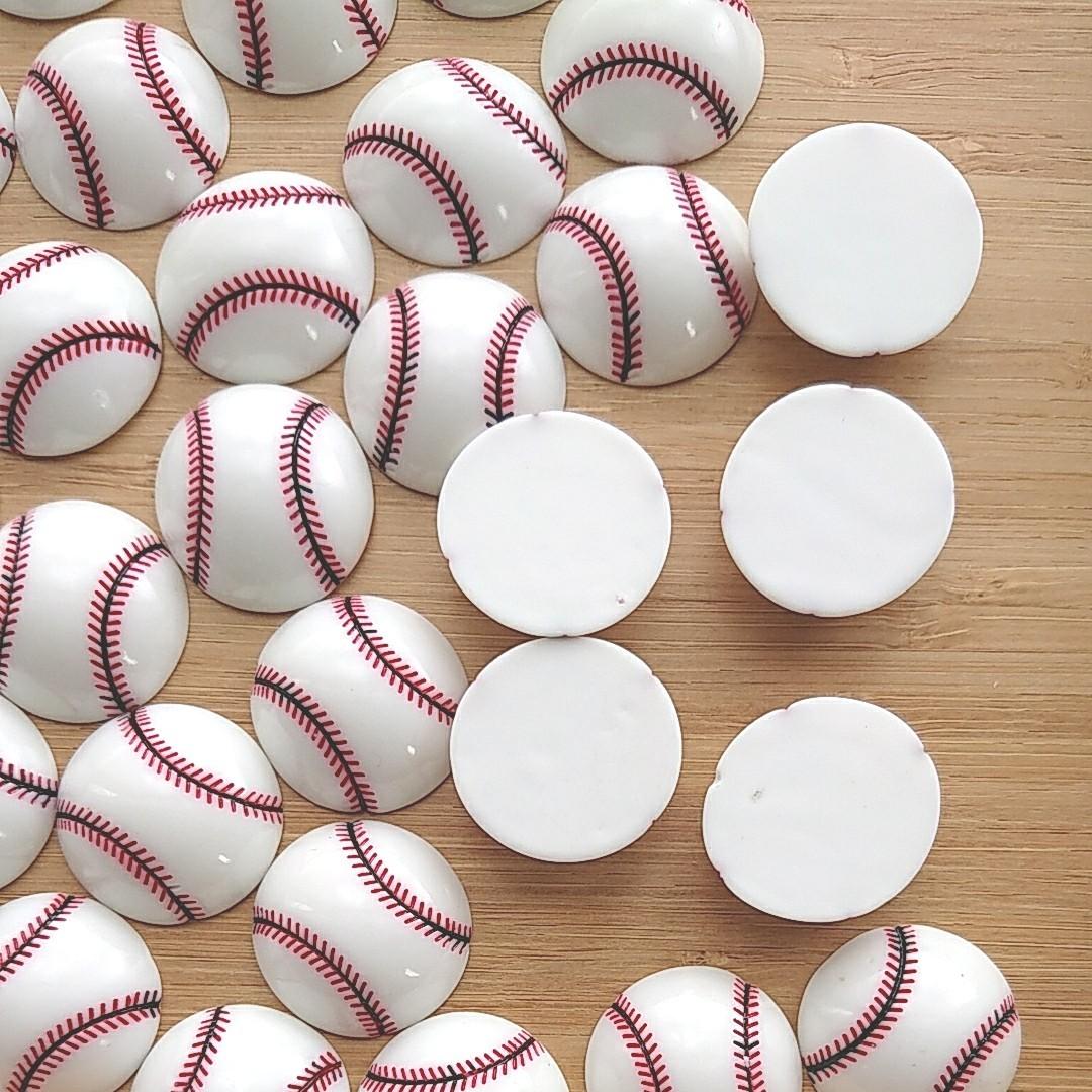 デコパーツ52B 限定1セット 野球ボール 30個