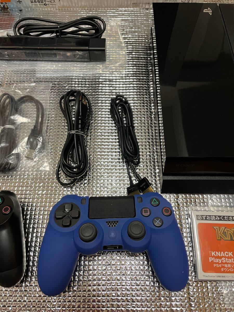 値下げ中!PlayStation4 PS4本体 初期型 ジェットブラック ファーストリミテッドパック