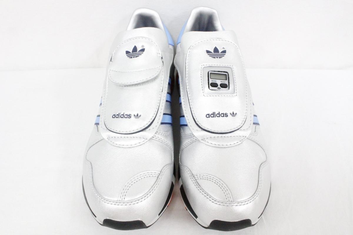 30... ограниченое количество  adidas Originals - MICROPACER OG  adidas   оригинал ...  микро ...  кроссовки    металлик   серебристый  US8.5