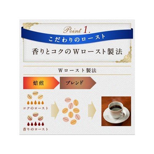 ★新品 JTUCC 職人の珈琲HM-9Wドリップコーヒー あまい香りのモカブレンド 50杯 350g_画像3