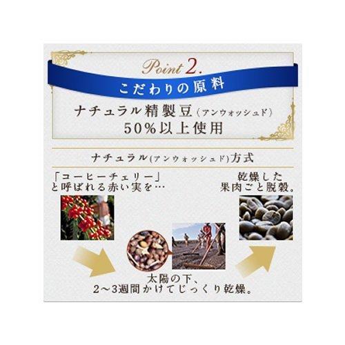 ★新品 JTUCC 職人の珈琲HM-9Wドリップコーヒー あまい香りのモカブレンド 50杯 350g_画像2