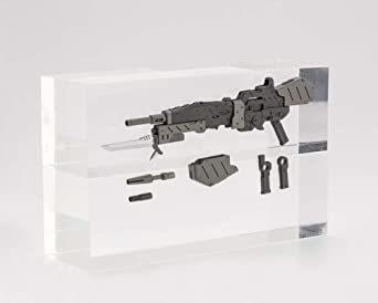 M.S.G モデリングサポートグッズ ウェポンユニット07 ツインリンクマグナム 全長約110mm NONスケール プラモデル_画像9