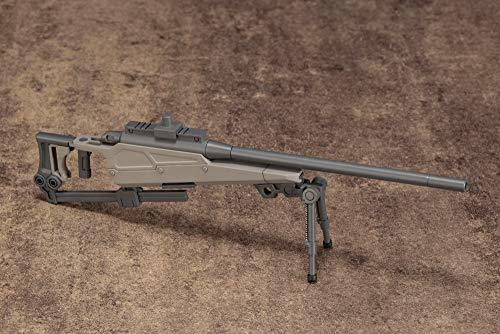 M.S.G モデリングサポートグッズ ウェポンユニット09 ニュースナイパーライフル 全長約148mm NONスケール プラモデ_画像3