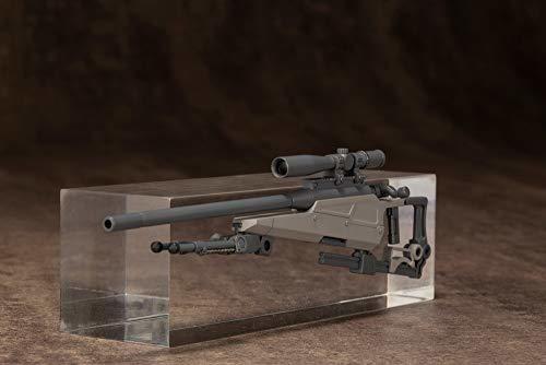 M.S.G モデリングサポートグッズ ウェポンユニット09 ニュースナイパーライフル 全長約148mm NONスケール プラモデ_画像8