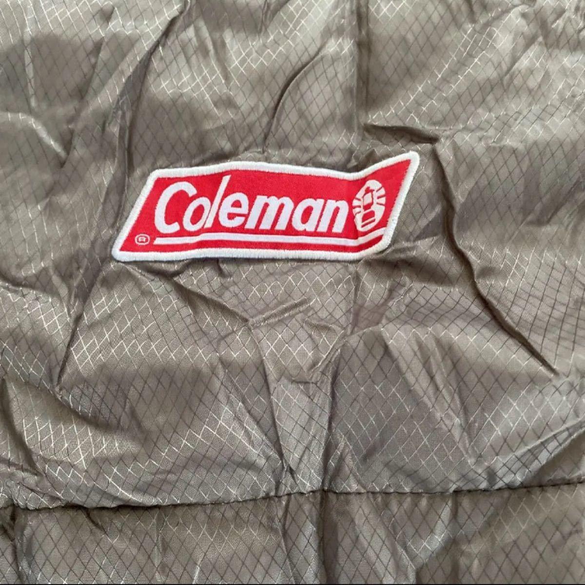 コールマン寝袋 Coleman mont-bell コールマン寝袋
