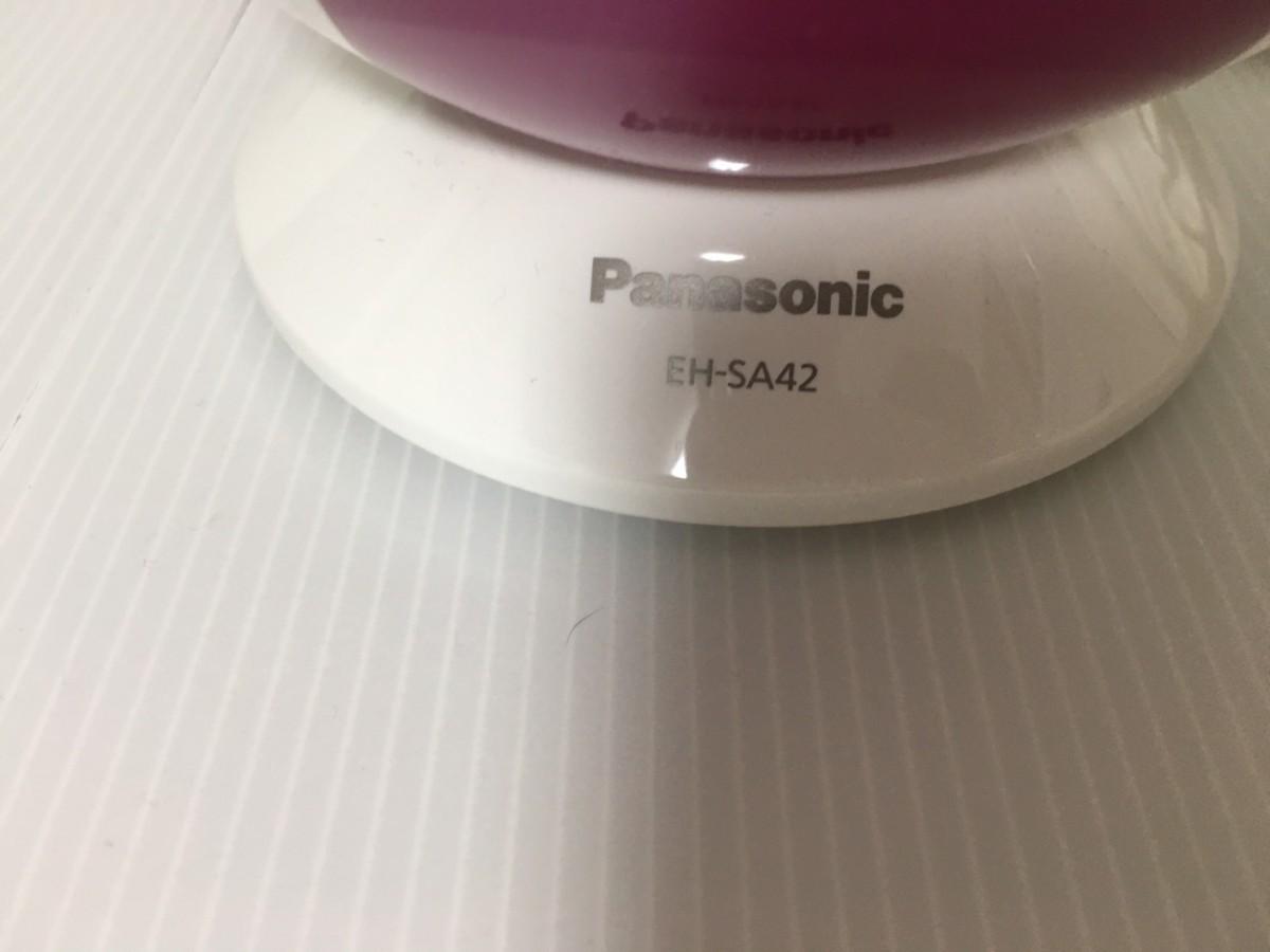 【kozue様専用】Panasonic EH-SA42-P ナノケアスチーマー