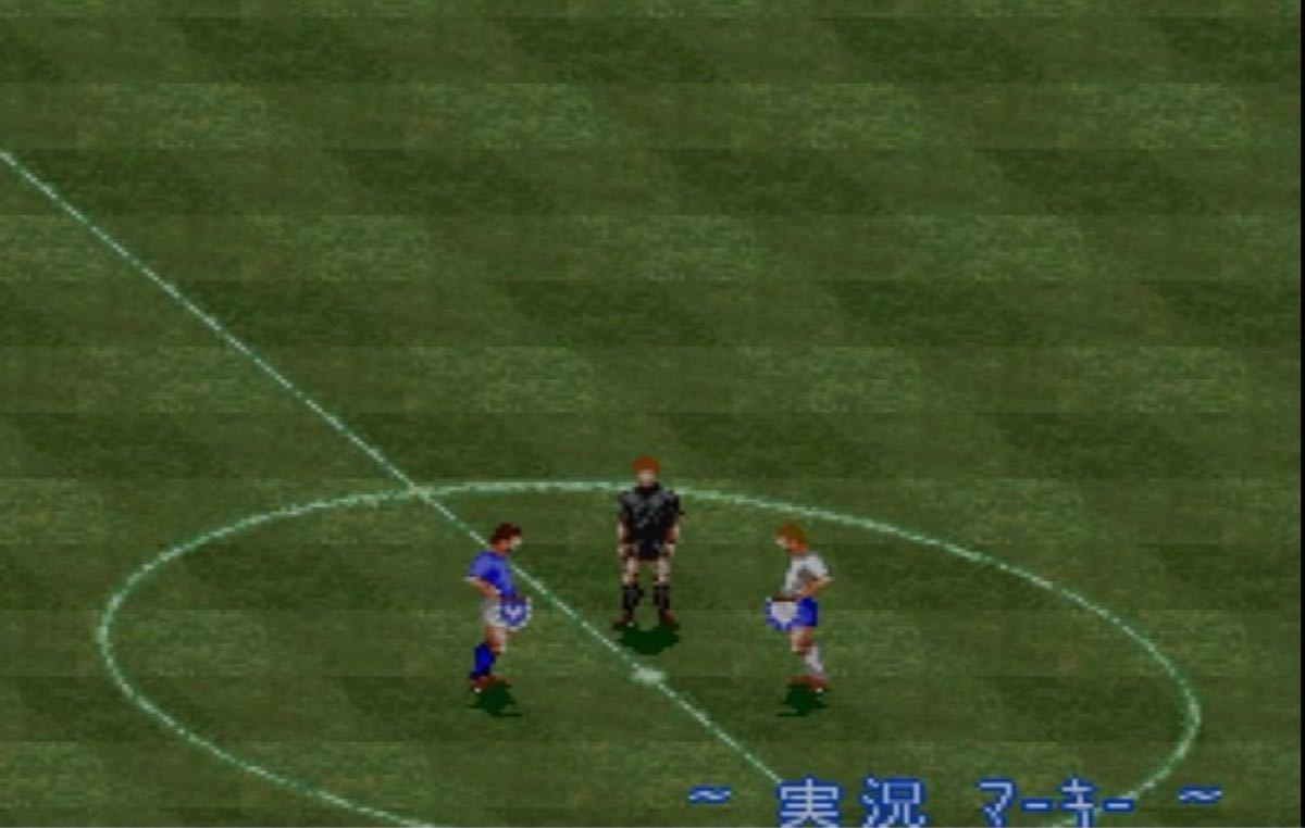 SFC中古 スーパーファミコンソフト 実況ワールドサッカー★