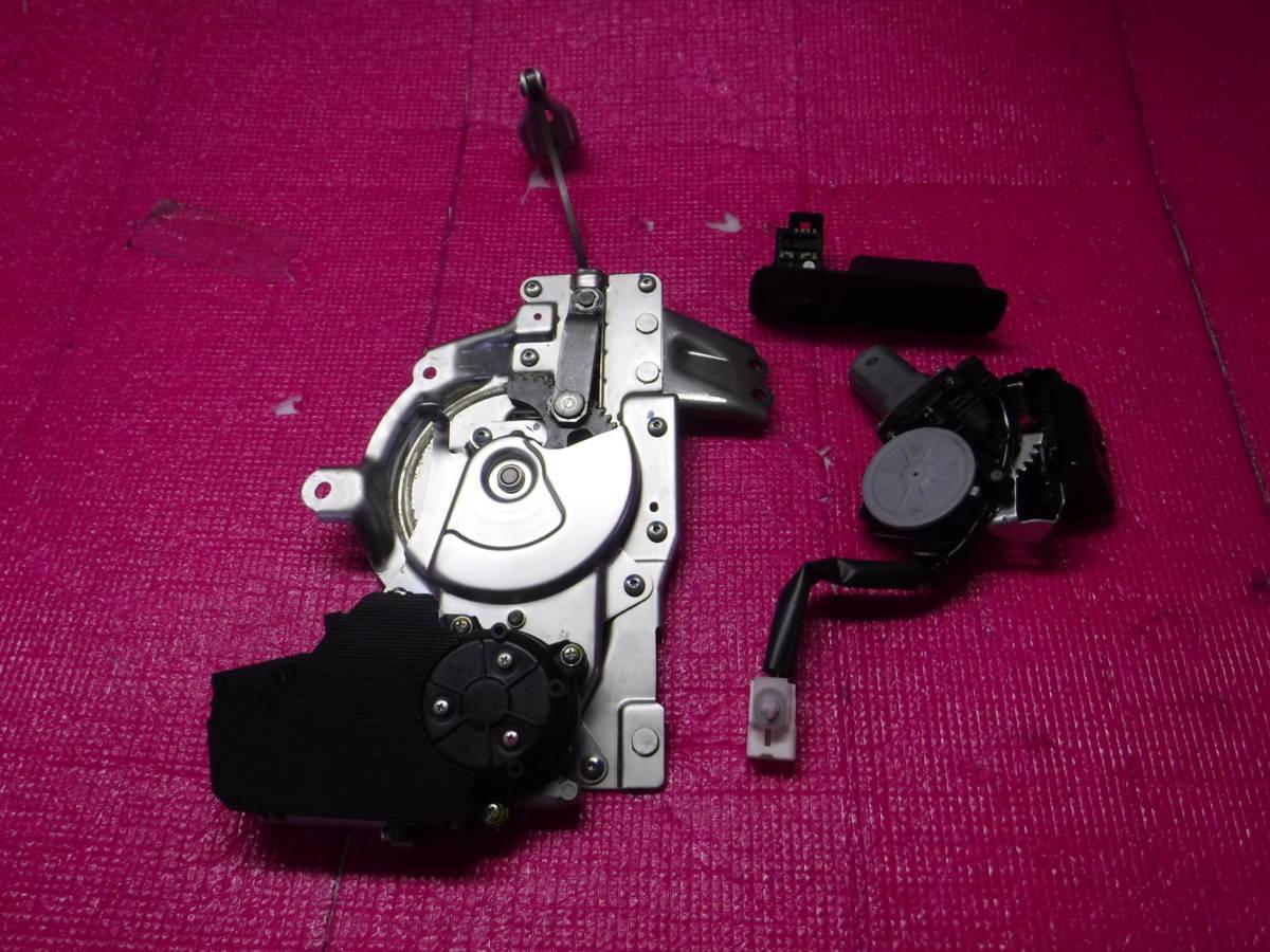 レクサス RX GYL15W パワーバックドア イージークローザー モーター_画像1