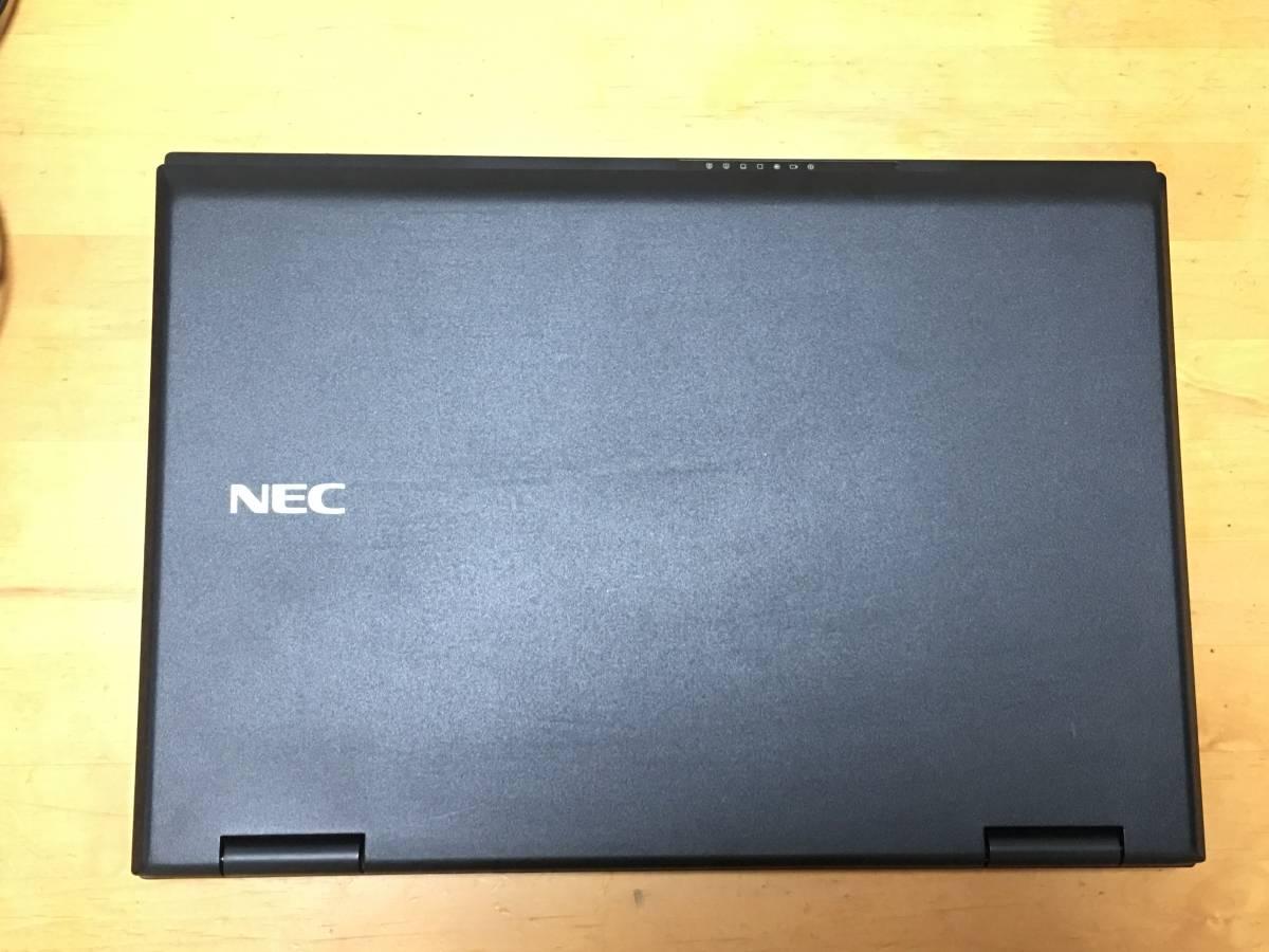 【格安ノートPC】NEC VersaPro VK25T Core i5 4200M 8GB 1TB office windows10pro キーボード新品_画像3