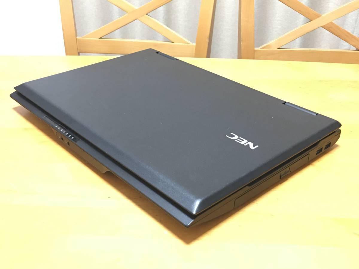 【格安ノートPC】NEC VersaPro VK25T Core i5 4200M 8GB 1TB office windows10pro キーボード新品_画像6