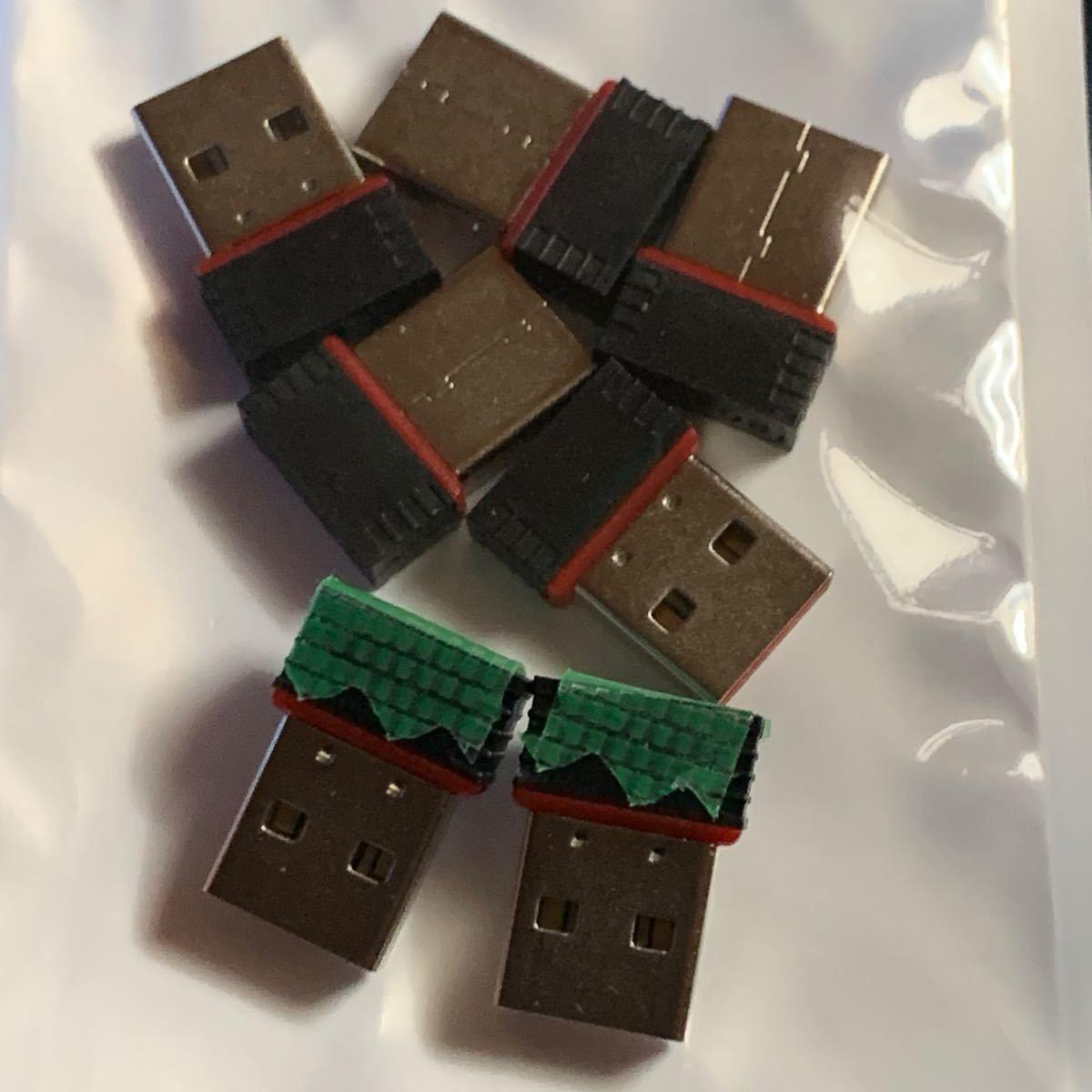USB 無線LAN子機 IEEE802.11n対応 5個セット 150Mbps  USB2.0