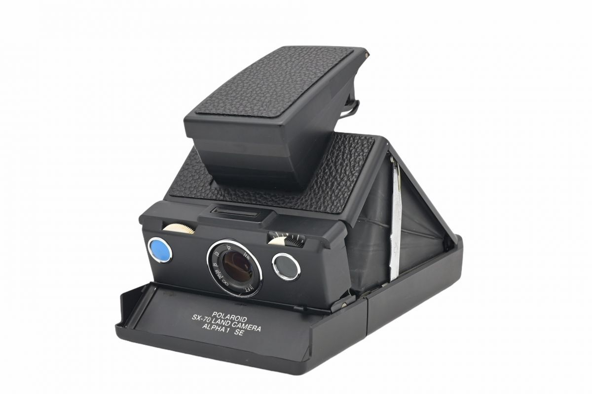 11577cmrk ◆ Polaroid ポラロイド SX-70 ALPHA1 SE インスタントカメラ