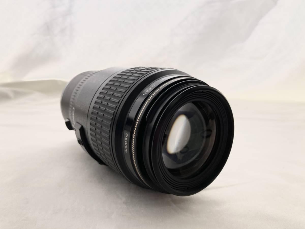 A599-K1-10 Canon/キャノン レンズ 100㎜ 1:2.8 ULTRASONIC 現状品