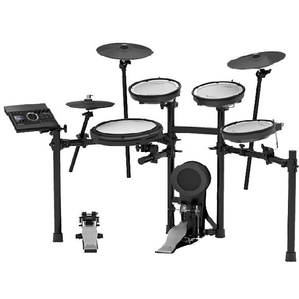 【未使用品】Roland ローランド V-Drums TD-17KV Vドラム 電子ドラム / スタンド MDS-Compact ※持ち帰りOK