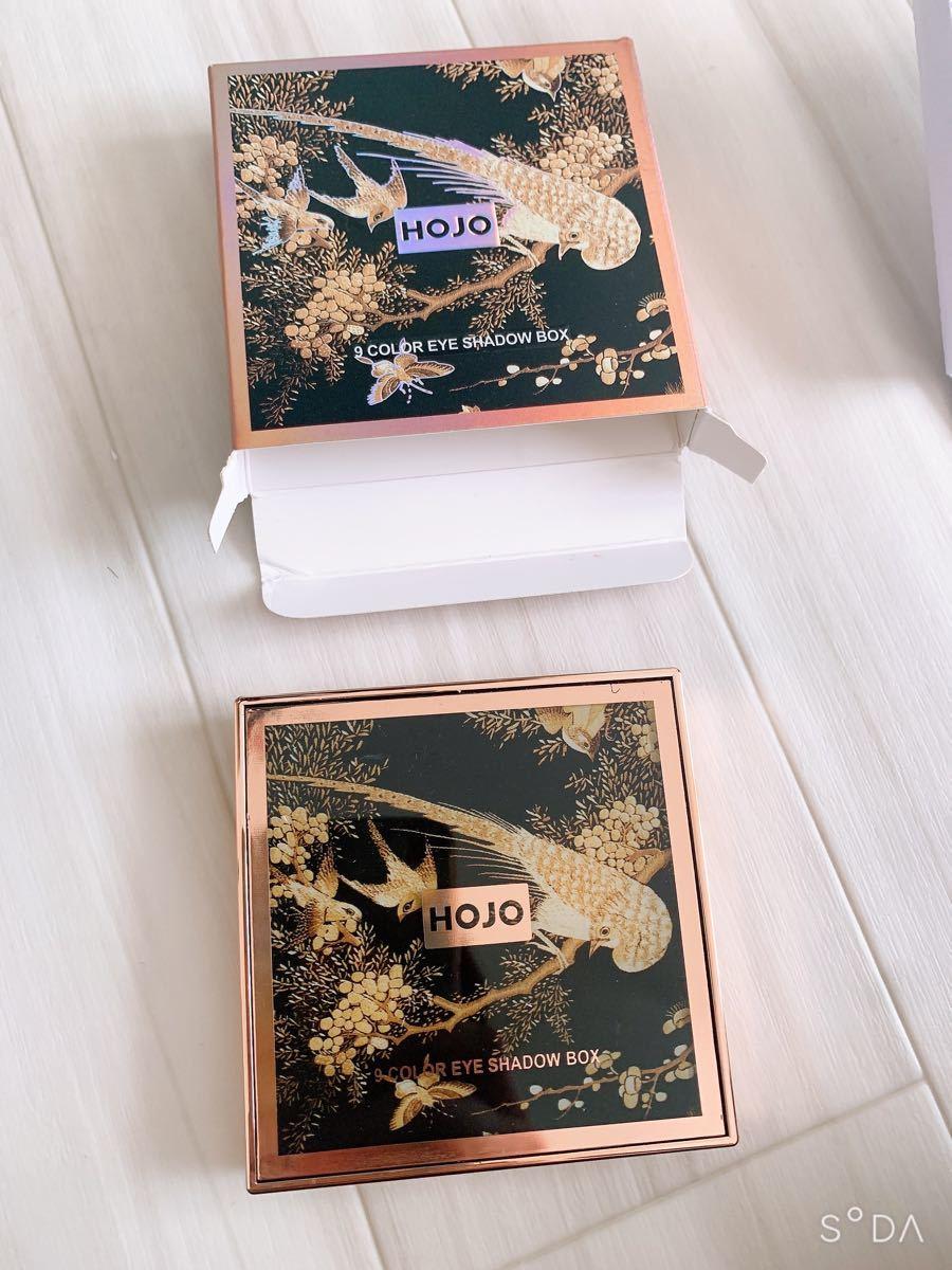 新品 HOJO アイシャドウパレット 中国コスメ