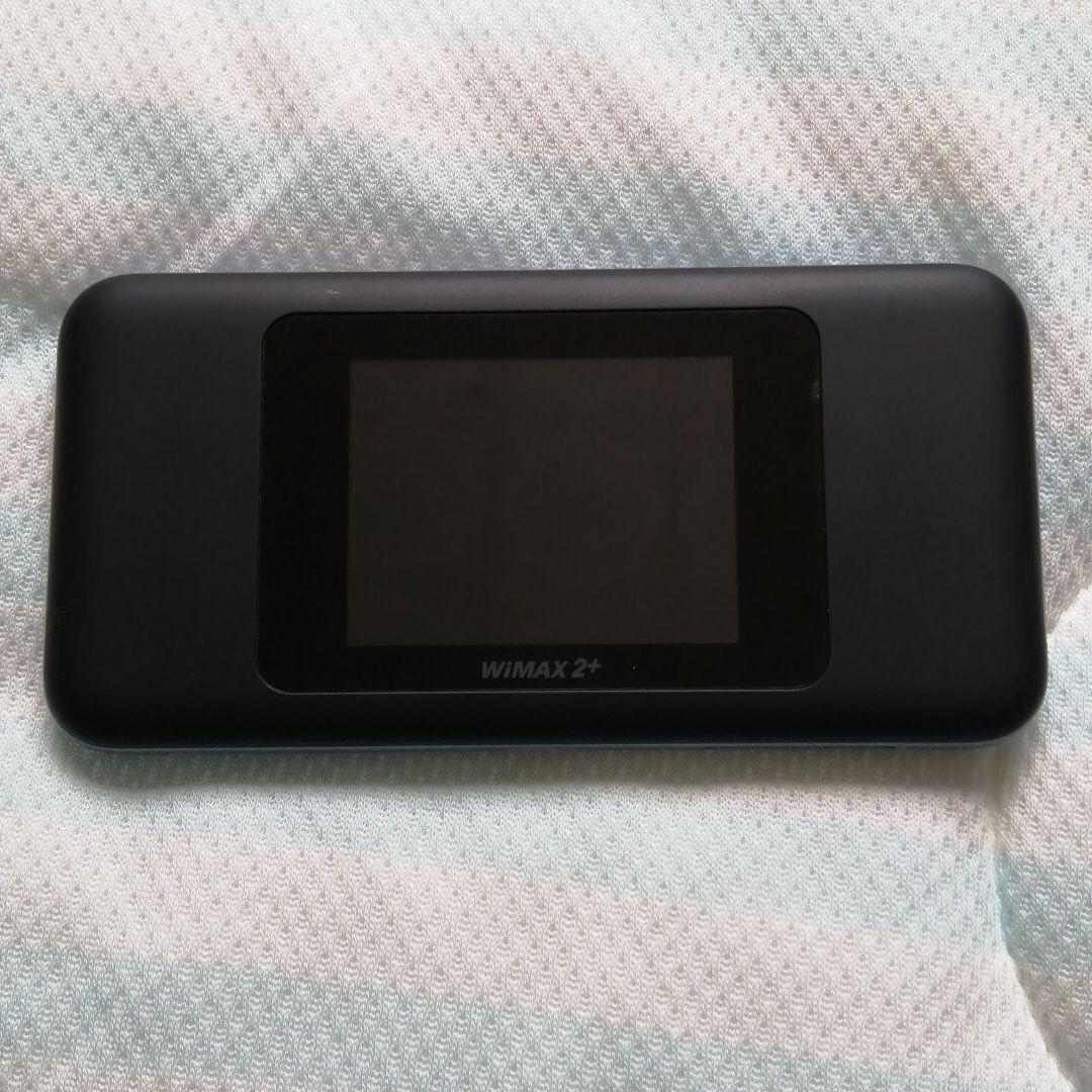 Speed Wi-Fi  w06 WiMAX2+  Pocket WiFi ケース付き