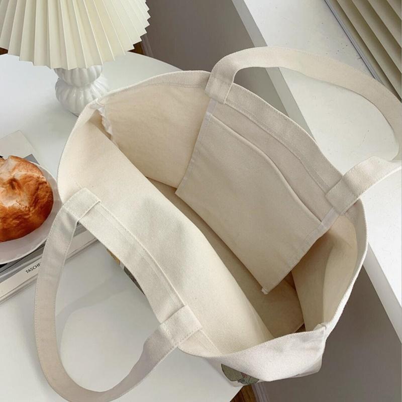 トートバッグ キャンバスバッグ マザーズバッグ 新デザイン 帆布 A4サイズ 大容量収納裏地付き 手提げ 肩掛け 底板あり