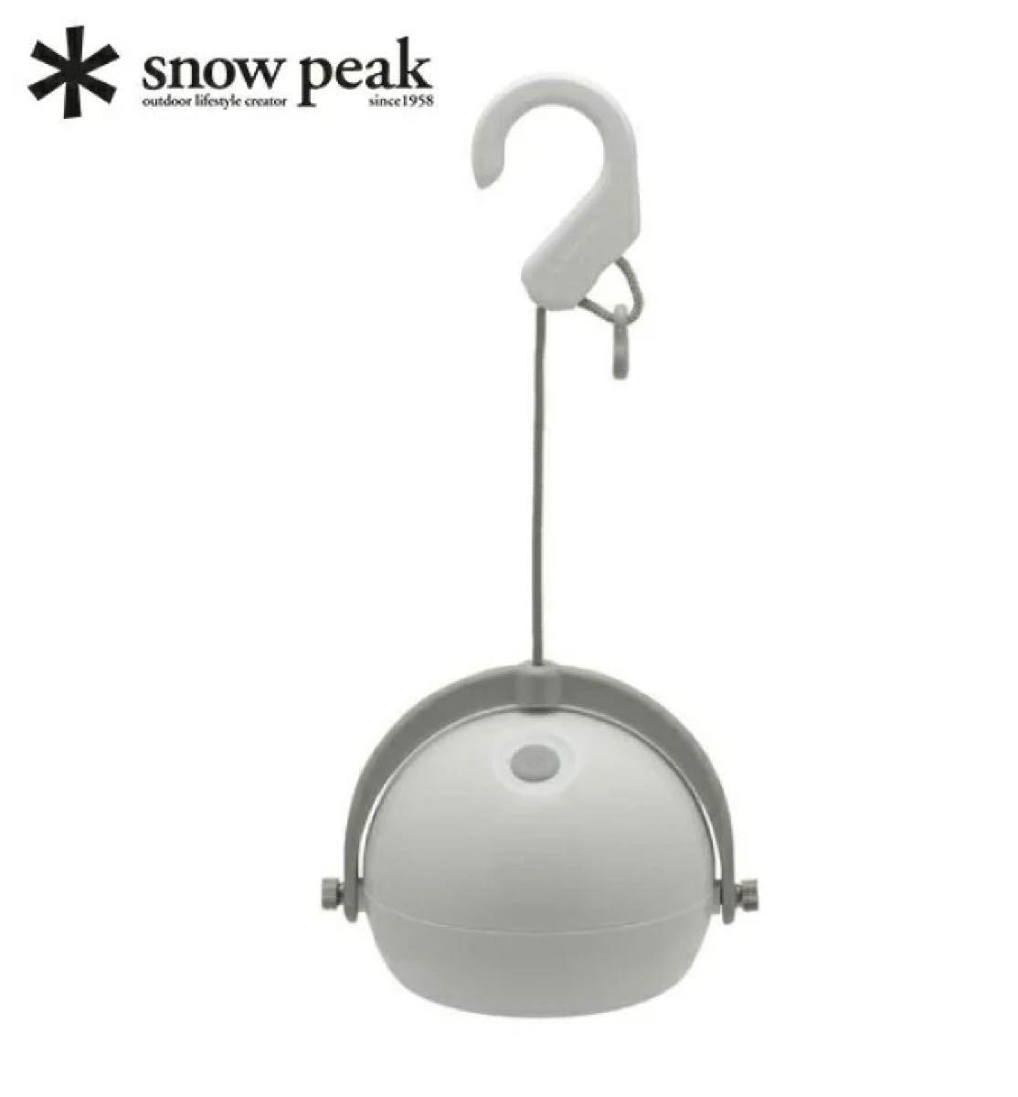 snow peak スノーピーク スポットほおずき LEDランタン ライト キャンプ
