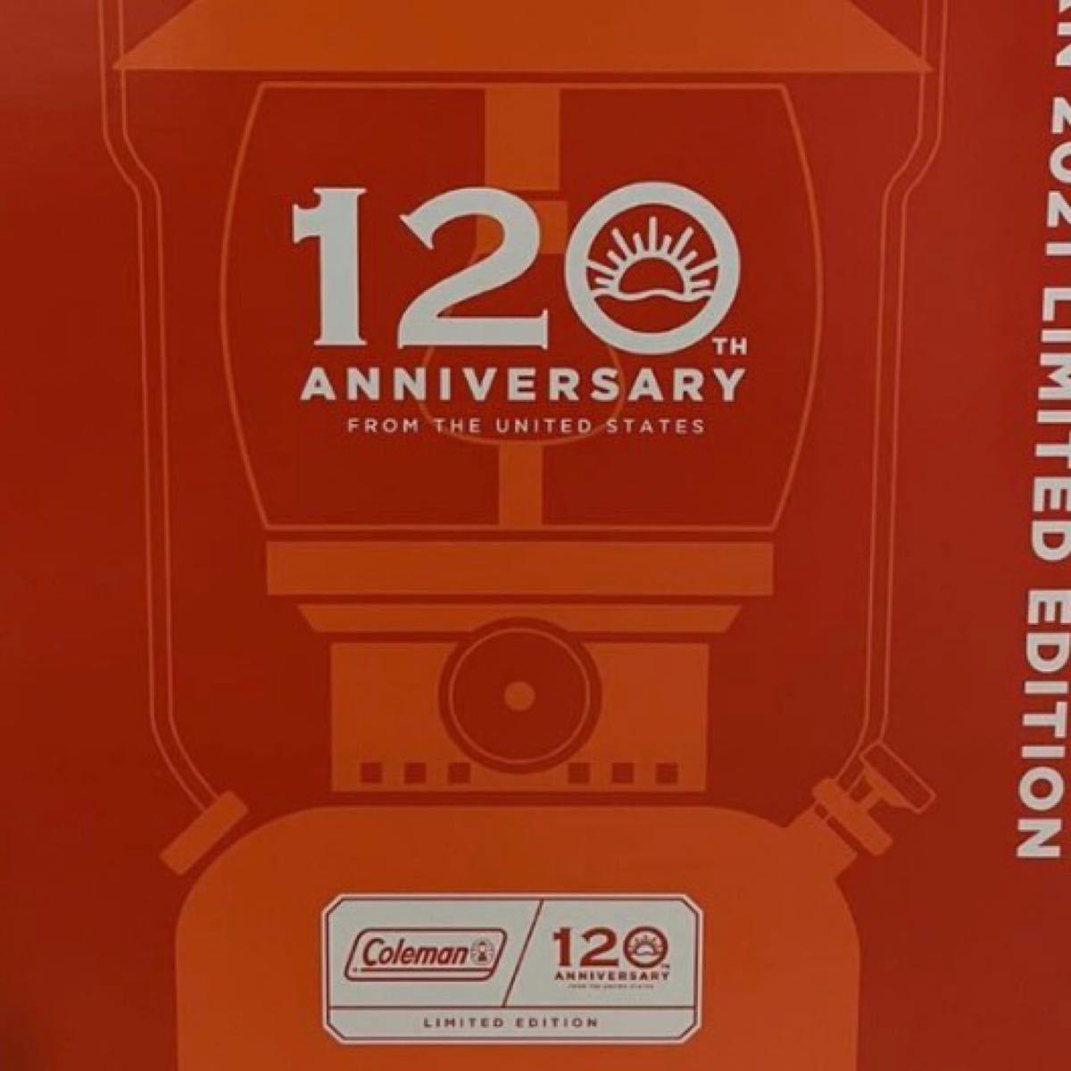 コールマン 120周年 ランタン120thアニバーサリー シーズンランタン 2021 Coleman シーズンズランタン