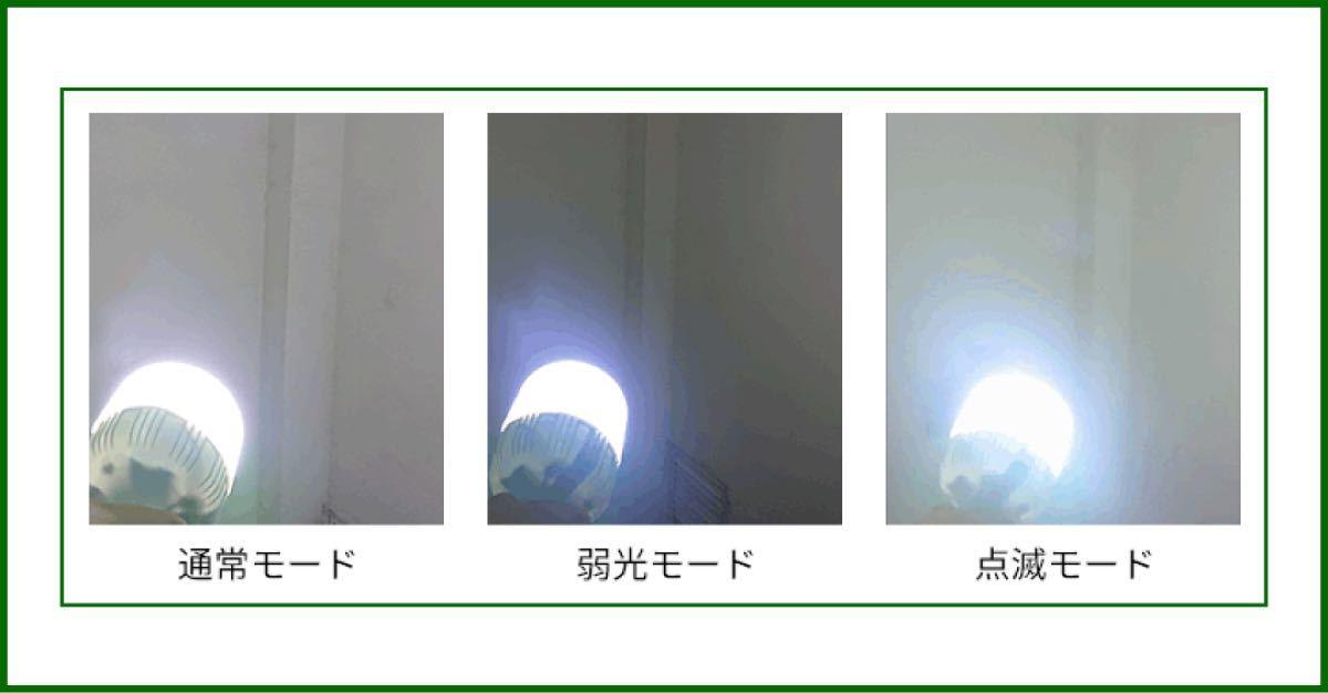 LEDライト ポータブルLEDライト