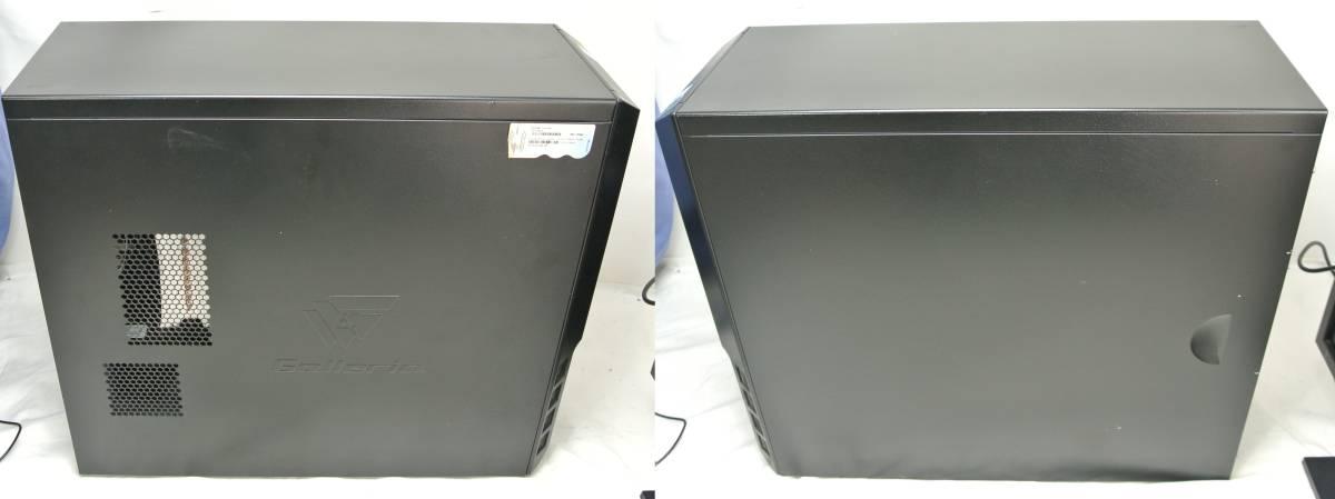 爆速SSD!ゲーミングPC/ドスパラ ガレリア i7-950/SSD128G+HDD500/最新Office/Fortnite/無線Wi-Fi/テレワーク・動画編集,フォートナイト_画像9