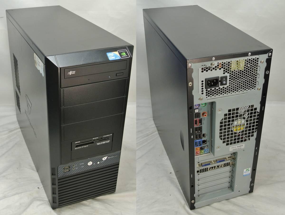 爆速SSD!ゲーミングPC/ドスパラ ガレリア i7-950/SSD128G+HDD500/最新Office/Fortnite/無線Wi-Fi/テレワーク・動画編集,フォートナイト_画像8