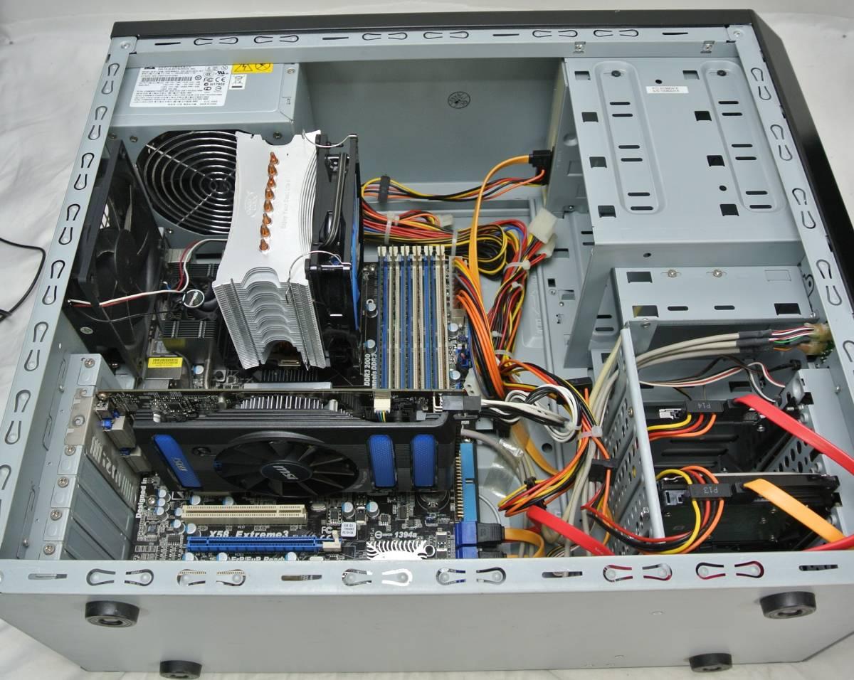 爆速SSD!ゲーミングPC/ドスパラ ガレリア i7-950/SSD128G+HDD500/最新Office/Fortnite/無線Wi-Fi/テレワーク・動画編集,フォートナイト_画像10